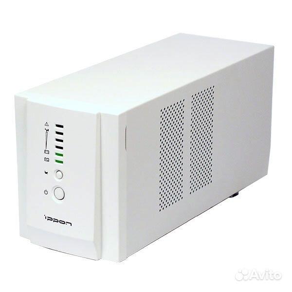 Характеристики: ИБП Ippon Smart Power Pro 2000 (интерфейс RS-232, USB). Ис