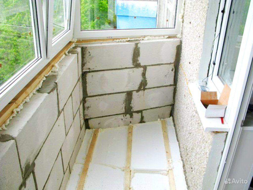 Как сделать балкон теплым? (фото).