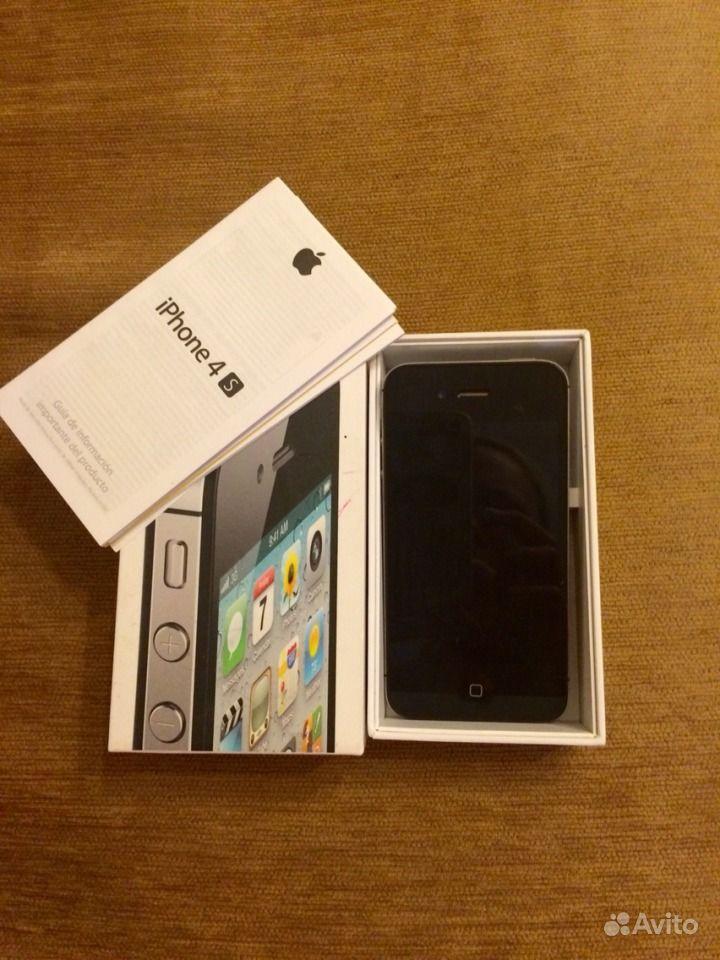 Apple iPhone 4S 32Gb: цены в Санкт-Петербурге Купить
