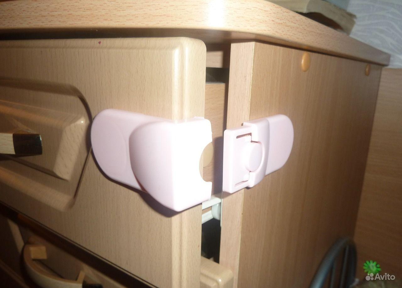 Защита от детей на ящики и шкафы