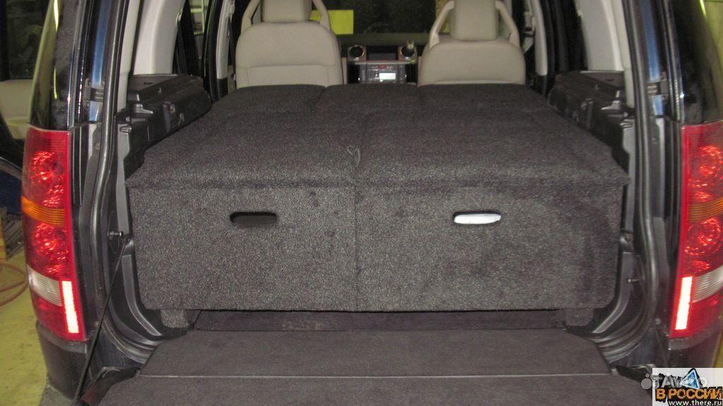Багажно спальная система Land Rover Discovery 3 4.  Москва