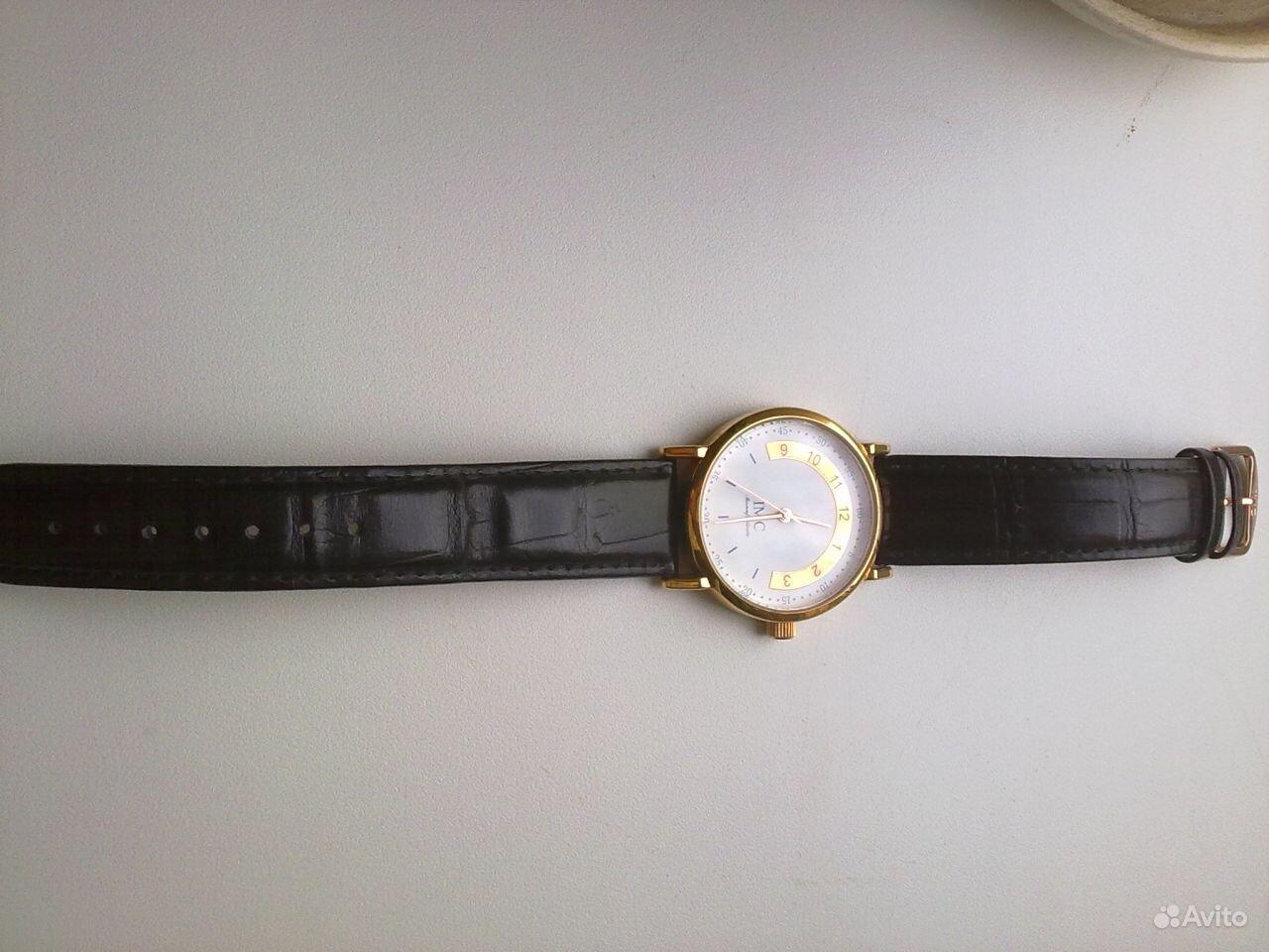 Часы швейцарской фирмы imc