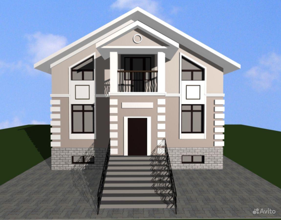 Дизайн проекты домов и коттеджей