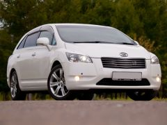 Toyota Mark X, 2008