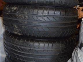 Шины Dunlop SP Sport Maxx, RunFlat - новые