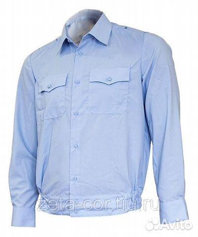 полицейские рубашки нового образца купить - фото 10