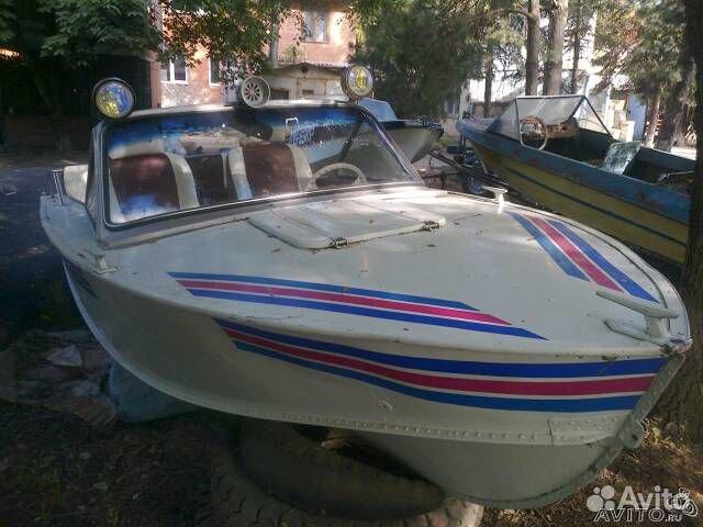 сигнализации лодок катеров