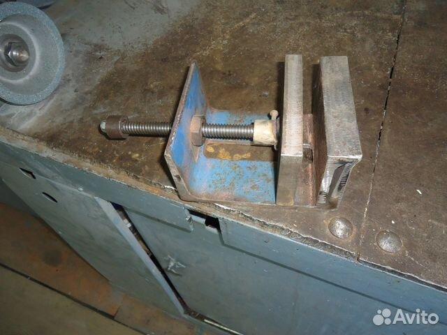 Поворотный стол для тисков своими руками 7