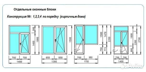 Стандартная длина лоджии. - балконные блоки - каталог статей.