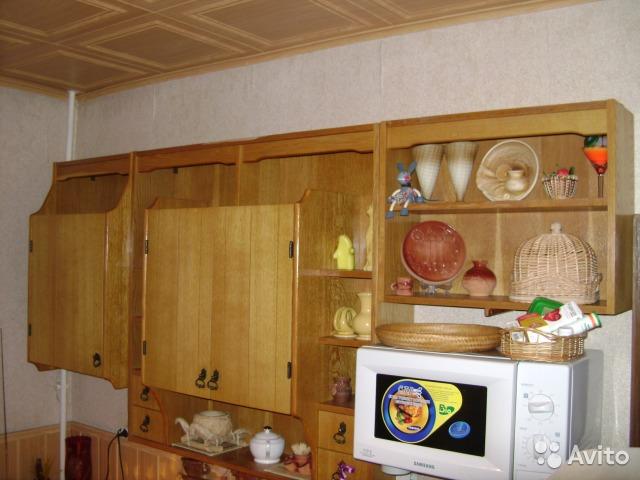 Авито липецк мебель бу  кухня