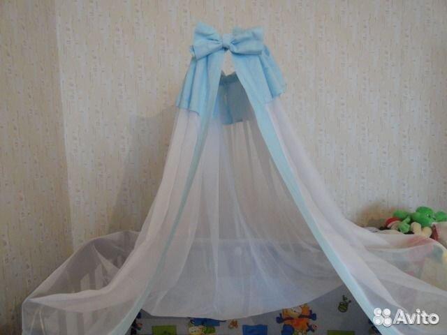 Балдахин на детскую кроватку  красноярск