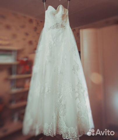 Свадебное платье Daria Karlozi 89173056325 купить 1
