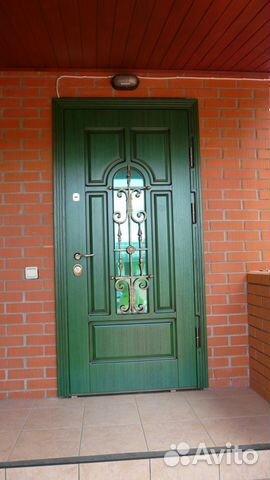 дверь металлическая в шаховской