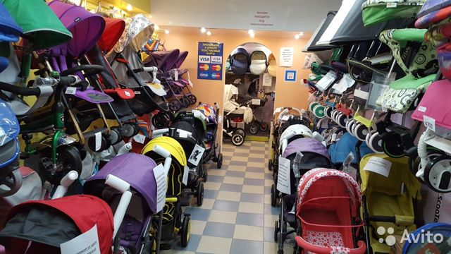 Коляски магазин малыш в краснодаре