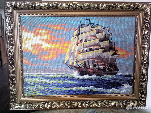 В продаже Картина из бисера по выгодной цене c комментариями пользователей и описанием, продаю в Иваново...