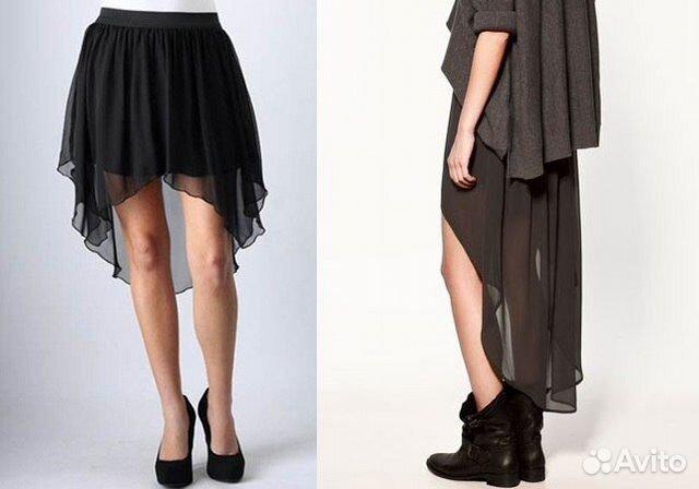 красивые юбки со шлейфом: