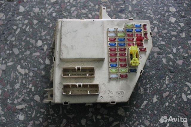 Блок предохранителя