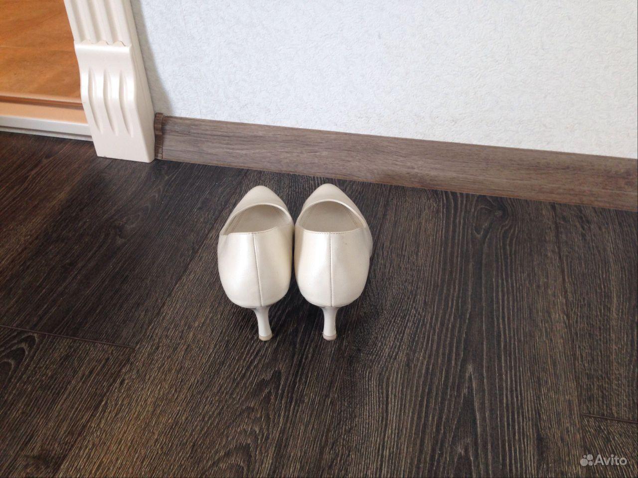 Итальянские свадебные туфли для невест - Москва