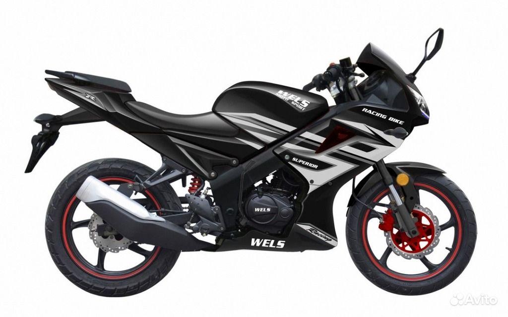 Wels Gold 2 , купить мотоцикл в России по лучшей цене
