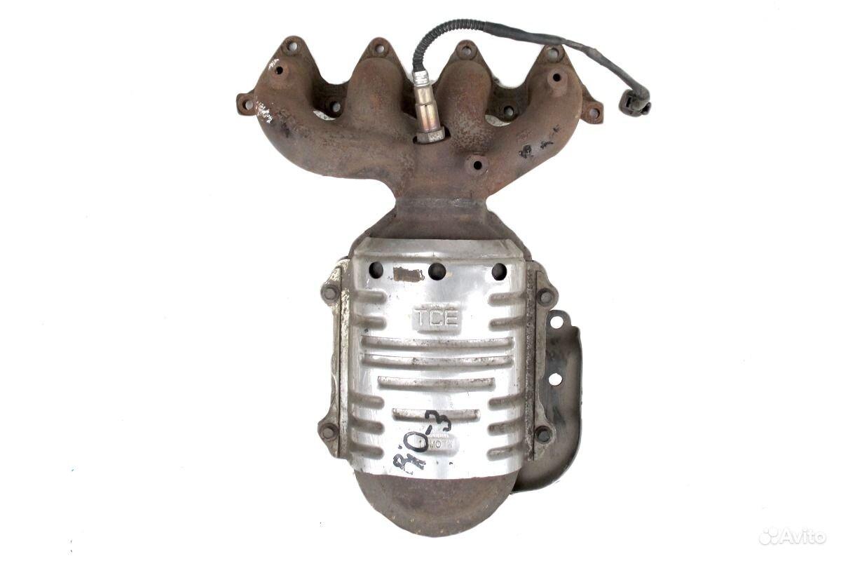 Ремонт и замена катализатора Киа Рио 1 4 на пламегаситель