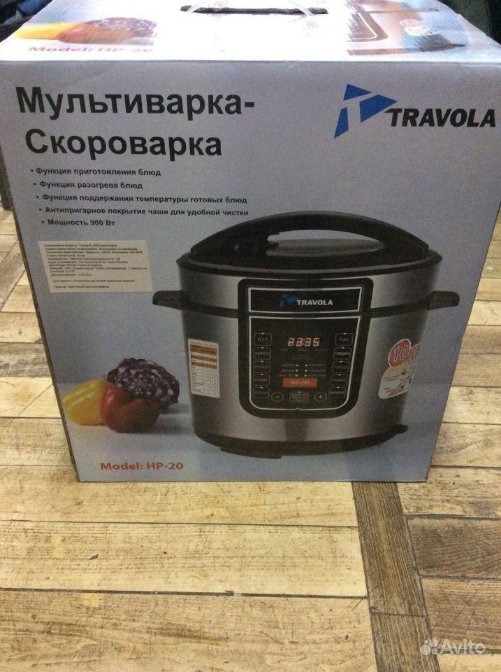 Мультиварка Скороварка Travola Инструкция - фото 6