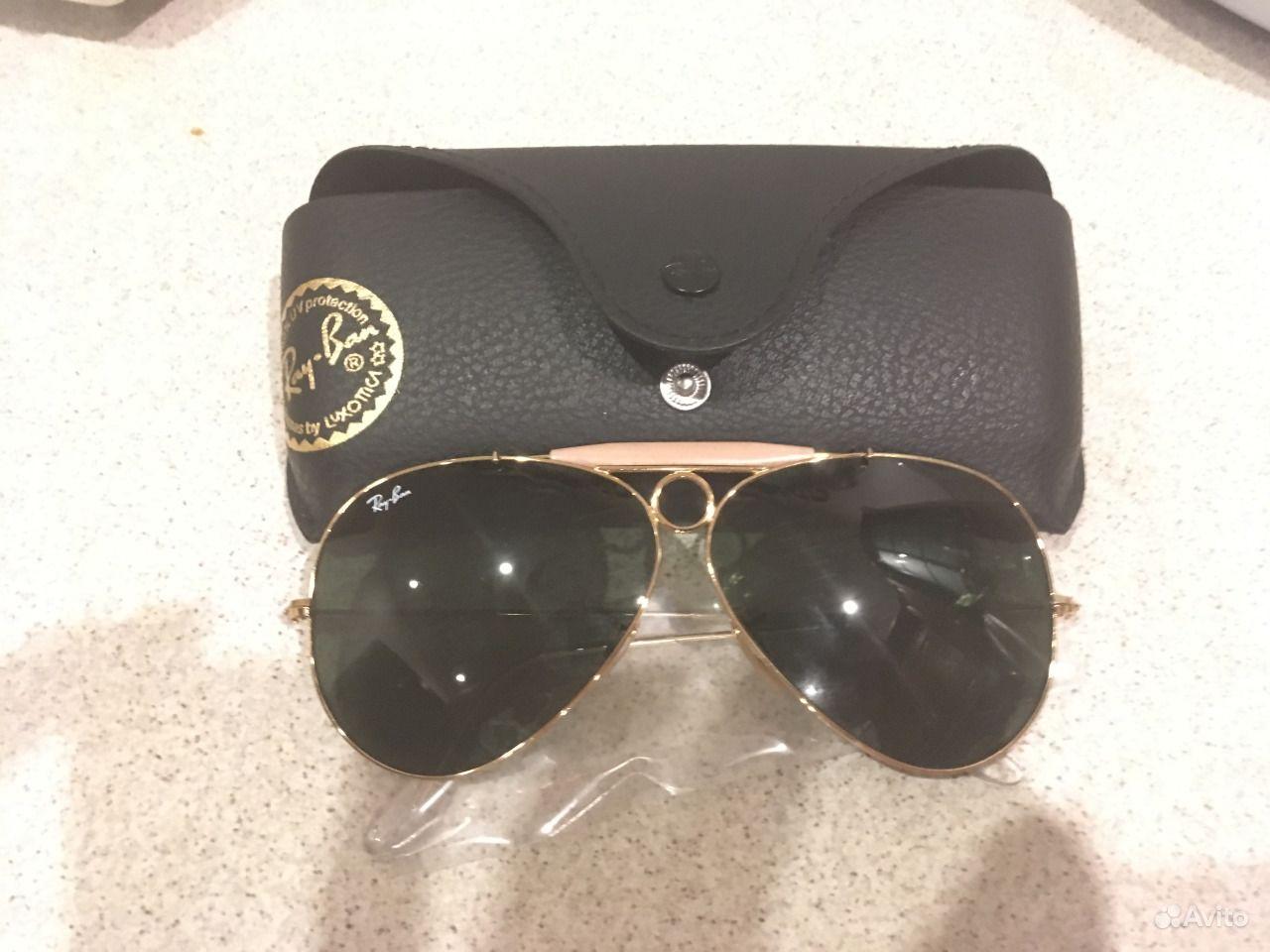 Солнцезащитные очки Ray-Ban RB3138 001 62   Festima.Ru - Мониторинг ... 28d7965aeb3