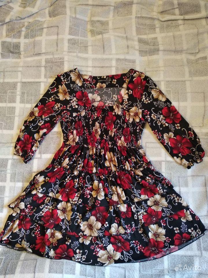 Туника - платье — фотография №1