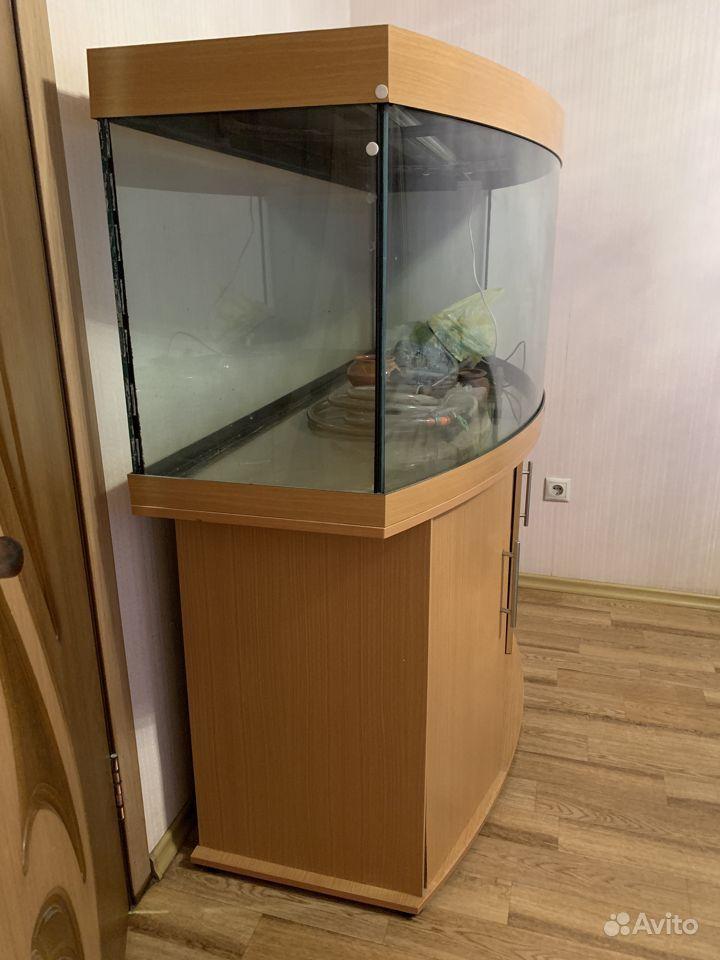 Аквариум Juwel-Aquarium 450л. с тумбой, фильтром купить на Зозу.ру - фотография № 4