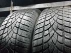 Шины б/у 245/65 R 17 Dunlop SP Winter Sport 3D