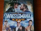 DVD WWE Wrestlemania 27