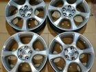 Как новые диски Toyota R17 5*114.3 Б/П по РФ