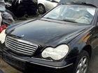 Mercedes C220 (W203) по запчастям