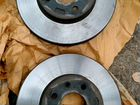 Тормозные диски передние Kia Rio 3