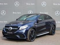 Mercedes-Benz GLE-класс AMG Coupe, 2016, с пробегом, цена 4780000 руб.