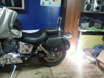 Honda shadow VT1100 spirit (2007)