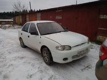 Hyundai Accent, 1998 г., Пермь