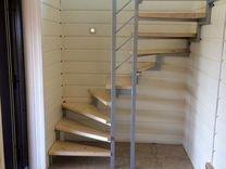 Изготовление лестниц из металла — Предложение услуг в Санкт-Петербурге