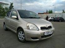 Toyota Vitz, 2002 г., Омск