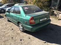 Hyundai Accent, 1999 г., Ростов-на-Дону