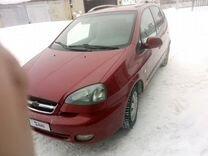 Chevrolet Rezzo, 2006 г., Оренбург