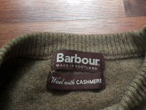 Кофта Barbour made in Scotland