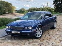 Jaguar XJ, 2004 г., Ярославль