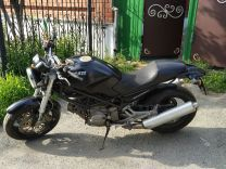 Мотоцикл Ducati monster 620 dark i.e 2004 год