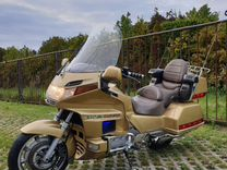 Gold wing 1500, Хонда