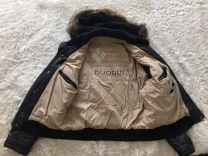 Куртка кожаная Bugatti оригинал — Одежда, обувь, аксессуары в Москве
