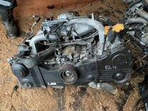 Контрактный двигатель EL15 1.5 Subaru Impreza