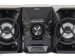 Sony home audio system mhc ecls