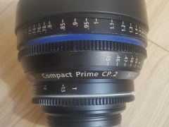 Zeiss Compact Prime CP.2 50mm/T1.5 Super Speed EF