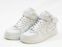 Кроссовки Nike Air force 1 нат. кожа.36-40