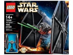 Lego 75095 TIE fighter(истребитель TIE)